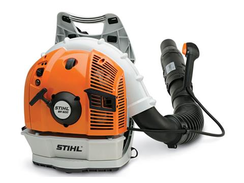 Stihl BR 600 Blower in Fairbanks, Alaska