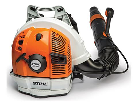 Stihl BR 700 Blower in Saint Johnsbury, Vermont