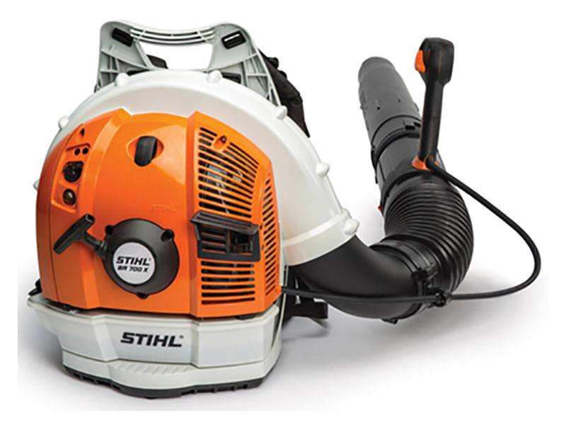 Stihl BR 700 X Blower in Warren, Arkansas