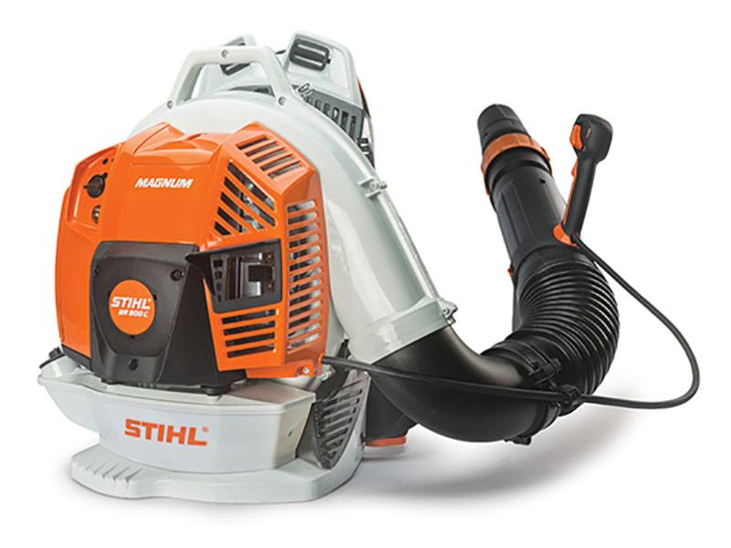 Stihl BR 800 C-E MAGNUM Blower in Kerrville, Texas