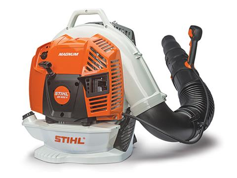 Stihl BR 800 X MAGNUM Blower in Mazeppa, Minnesota