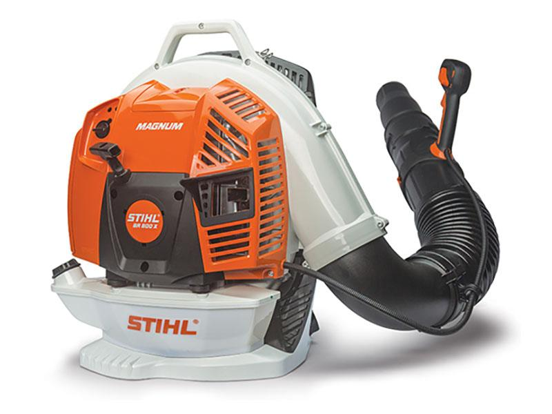 Stihl BR 800 X MAGNUM Blower in Westfield, Wisconsin