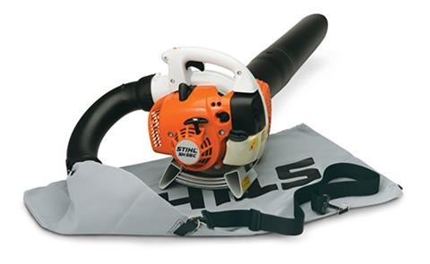 Stihl SH 56 C-E Shredder Vac in Jesup, Georgia