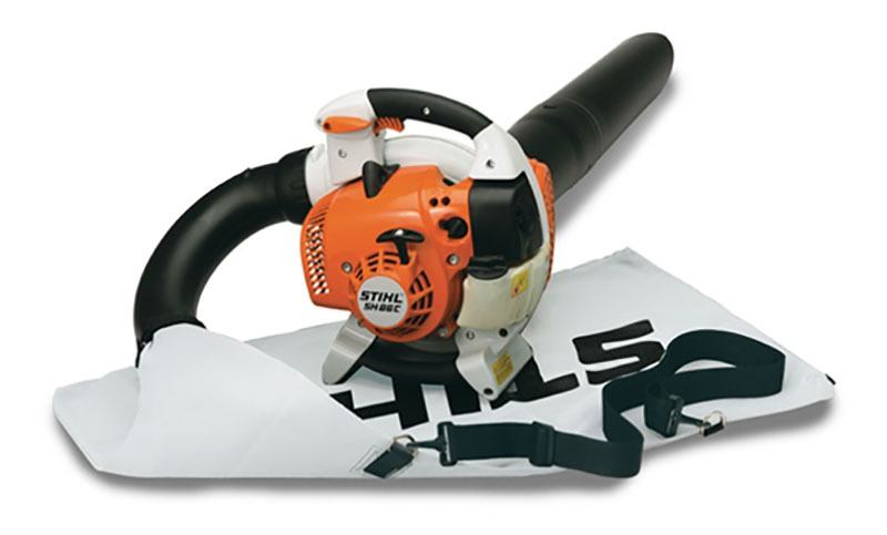 Stihl SH 86 C-E Shredder Vac in Greenville, North Carolina