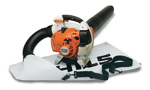 Stihl SH 86 C-E Shredder Vac in Kerrville, Texas