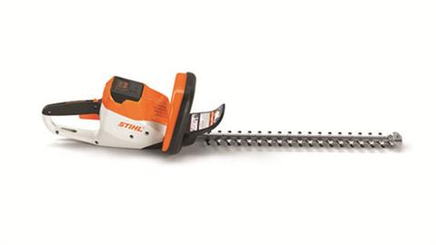 Stihl HSA 56 Hedge Trimmer in Homer, Alaska