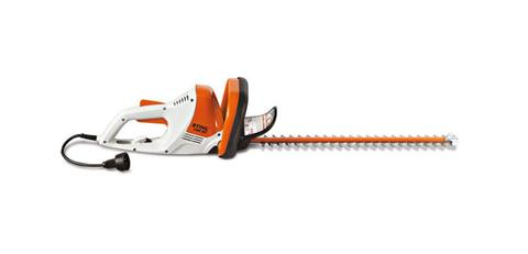2019 Stihl HSE 52 Hedge Trimmer in Chester, Vermont