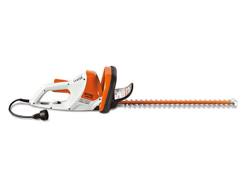 Stihl HSE 52 Hedge Trimmer in Kerrville, Texas