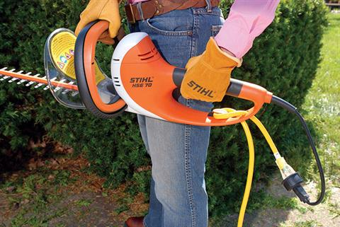 Stihl HSE 70 Hedge Trimmer in Greenville, North Carolina - Photo 4