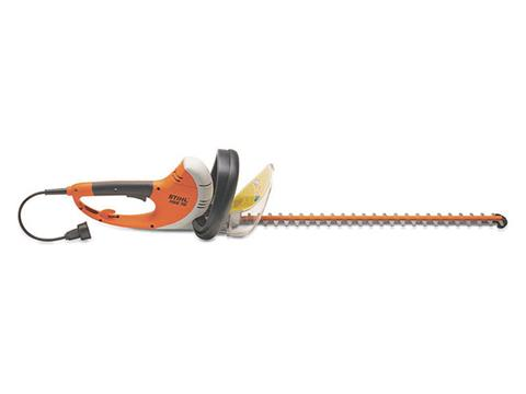 Stihl HSE 70 Hedge Trimmer in Kerrville, Texas