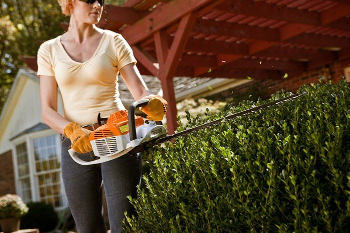 Stihl HS 46 C-E Hedge Trimmer in Kerrville, Texas - Photo 2