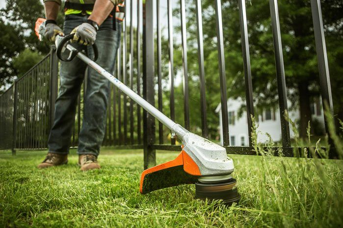 2019 Stihl FSA 90 R Lawn Trimmer Power Equipment Hazlehurst Georgia