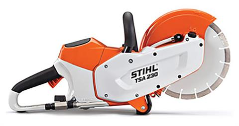 2019 Stihl TSA 230 Battery Cut-off Machine in Chester, Vermont