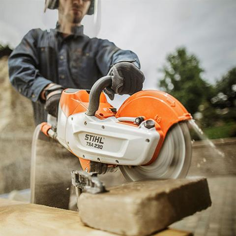 Stihl TSA 230 Battery Cut-off Machine in Bingen, Washington - Photo 2