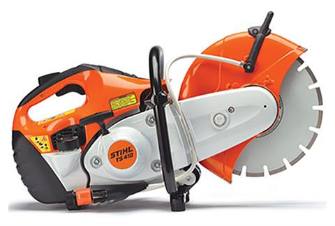 Stihl TS 410 Cutquik in Fairbanks, Alaska