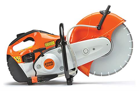 Stihl TS 420 Cutquik in Greenville, North Carolina