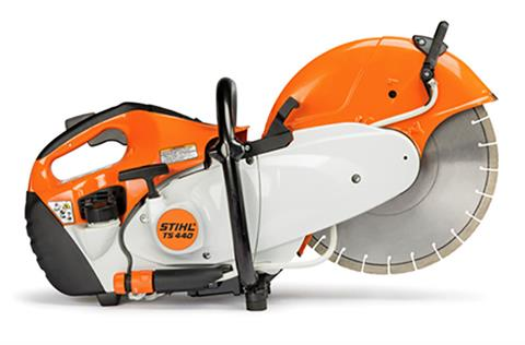 Stihl TS 440 Cutquik in Fairbanks, Alaska