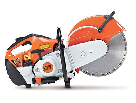 Stihl TS 500i Cutquik in Greenville, North Carolina