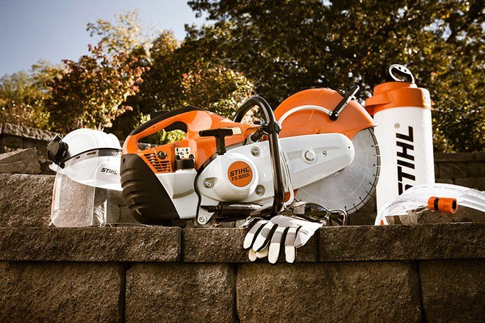 Stihl TS 500i Cutquik in Bingen, Washington - Photo 2
