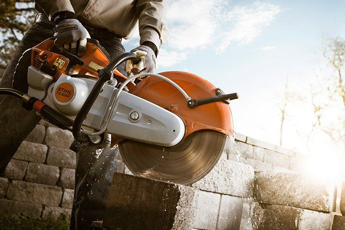 2019 Stihl TS 500i STIHL Cutquik in Ruckersville, Virginia