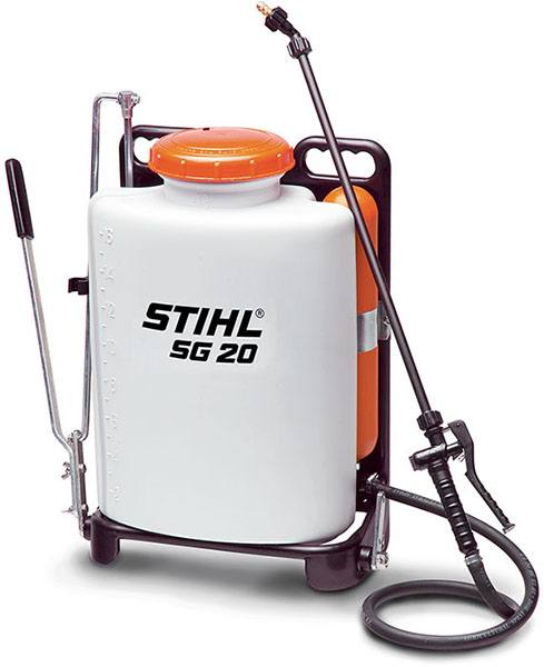 Stihl SG 20 Sprayer in Ruckersville, Virginia