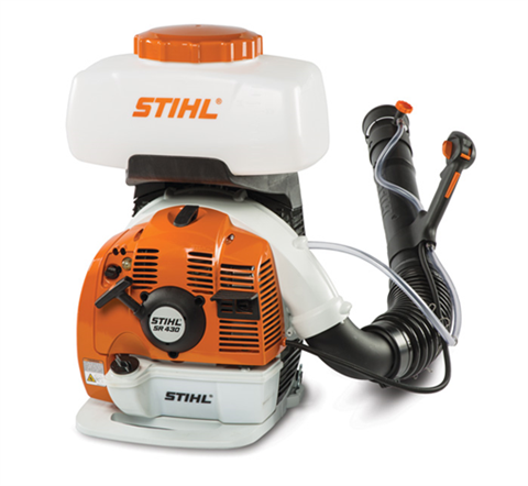 Stihl SR 430 Backpack Sprayer in Mazeppa, Minnesota