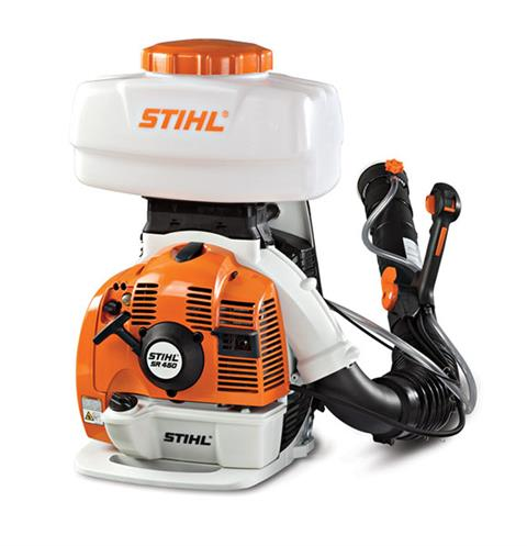 Stihl SR 450 Backpack Sprayer in Mio, Michigan
