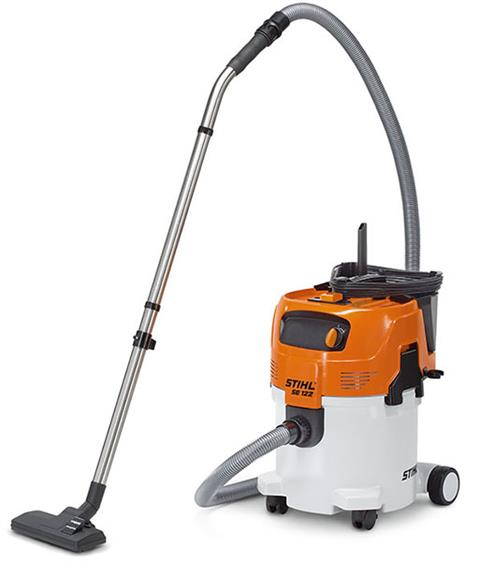 Stihl SE 122 Vacuum in Fairbanks, Alaska