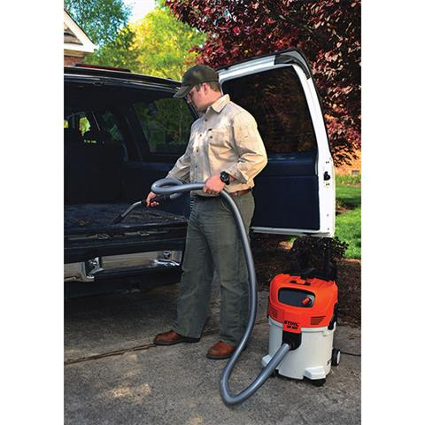 2019 Stihl SE 122 Vacuum in Bingen, Washington - Photo 2