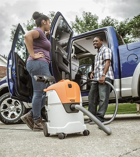 2019 Stihl SE 62 Vacuum in Jesup, Georgia - Photo 2
