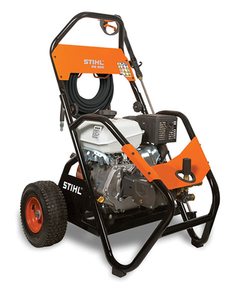 2019 Stihl RB 800 Pressure Washer in Chester, Vermont