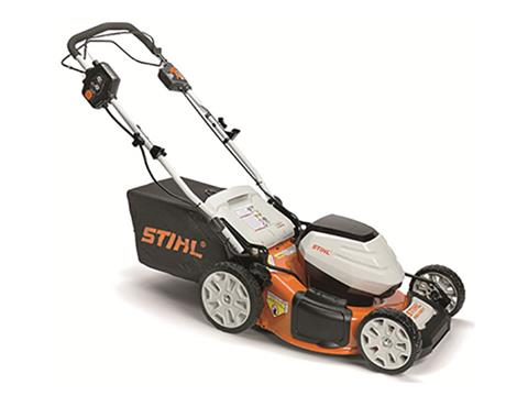 2020 Stihl RMA 460 V Self-Propelled Mower in Fairbanks, Alaska - Photo 1