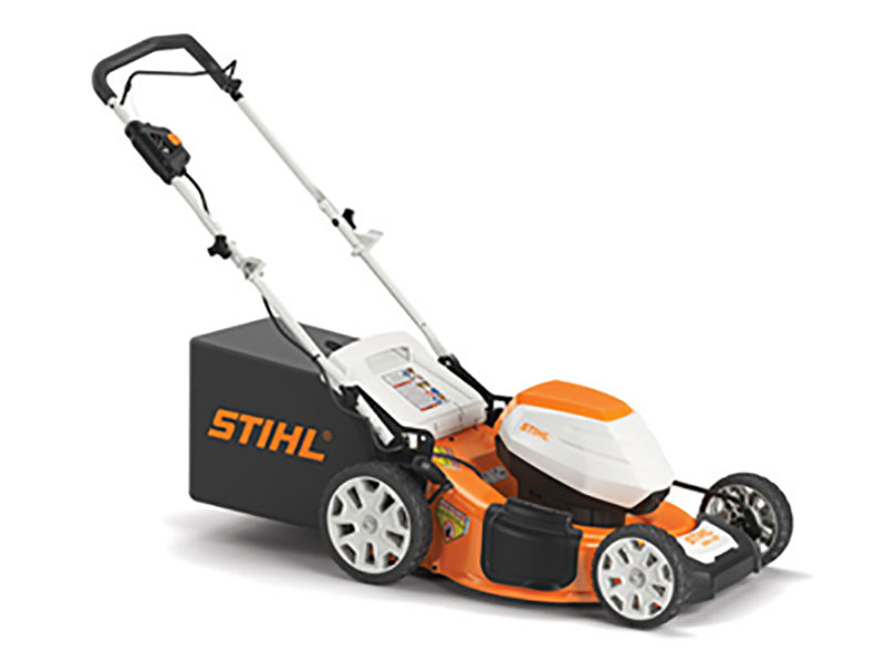 Stihl RMA 510 Push Mower in Fairbanks, Alaska