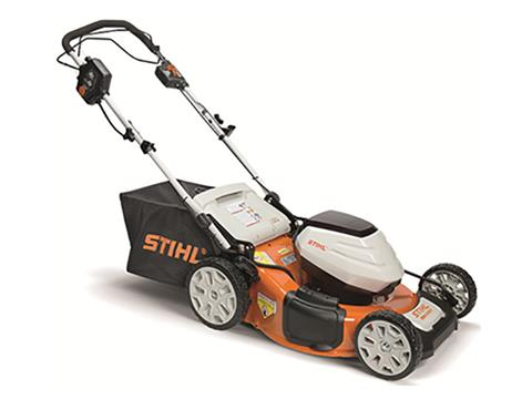 Stihl RMA 510 V Self-Propelled Mower in Philipsburg, Montana - Photo 1