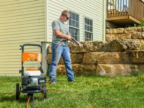 2021 Stihl RB 200 in Purvis, Mississippi - Photo 9