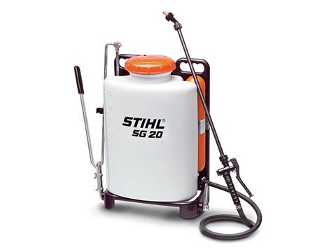 2021 Stihl SG 20 in Greenville, North Carolina - Photo 1
