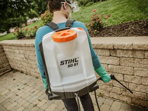 2021 Stihl SG 51 in Prairie Du Chien, Wisconsin - Photo 2
