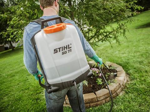 2021 Stihl SG 71 in Greenville, North Carolina - Photo 3