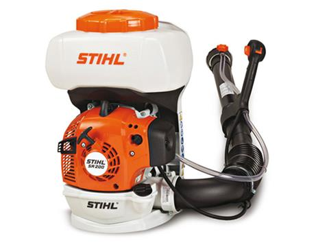 2021 Stihl SR 200 in Jesup, Georgia