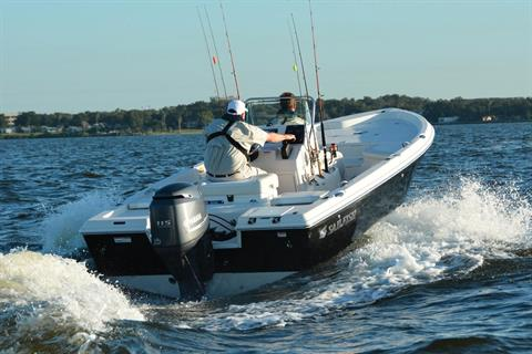 2016 Sailfish 1900 BB Bay Boat in Holiday, Florida