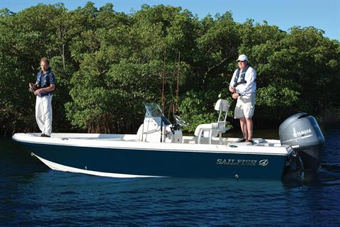 2016 Sailfish 2100 BB Bay Boat in Holiday, Florida