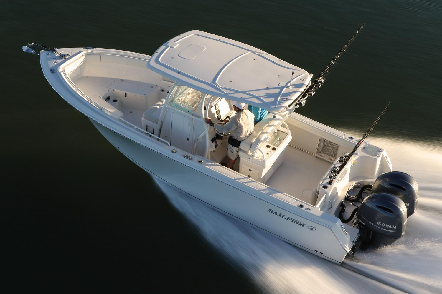 2016 Sailfish 270 CC in Lewisville, Texas