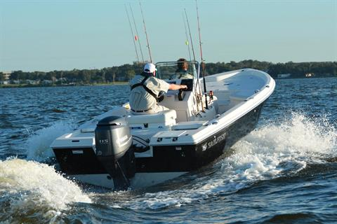 2017 Sailfish 1900 BB Bay Boat in Lewisville, Texas