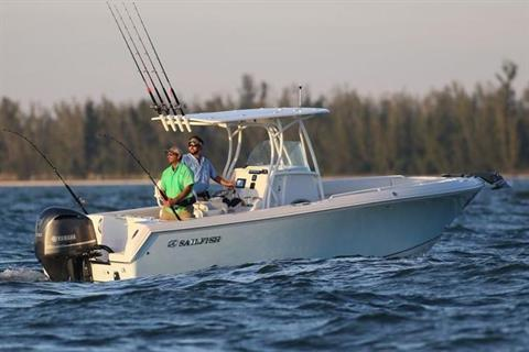 2017 Sailfish 240 CC in Holiday, Florida