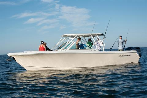 2017 Sailfish 325 DC in Holiday, Florida