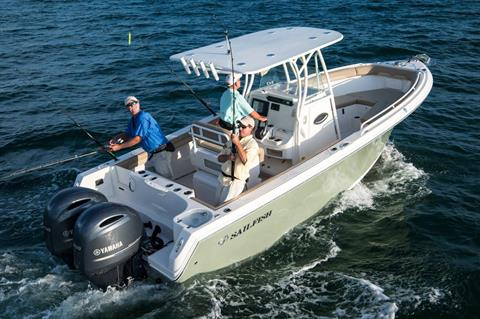 2018 Sailfish 242 CC in Holiday, Florida
