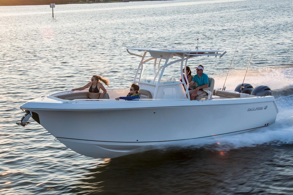 2018 Sailfish 270 CC in Lewisville, Texas - Photo 1