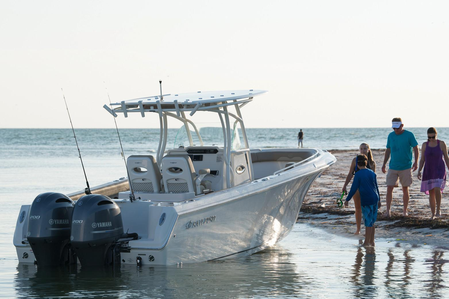 2018 Sailfish 270 CC in Lewisville, Texas - Photo 4