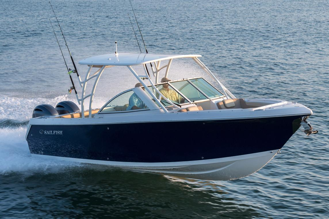 2018 Sailfish 275 DC in Lewisville, Texas
