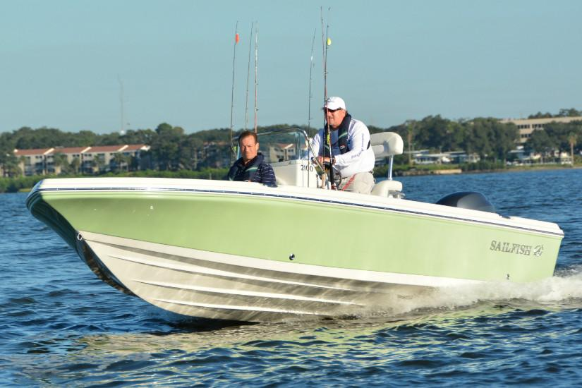 2019 Sailfish 2100 BB Bay Boat in Holiday, Florida - Photo 1
